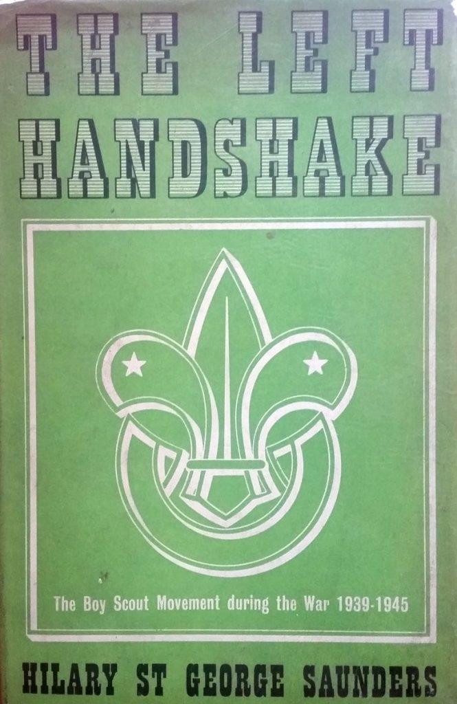 The Left Handshake
