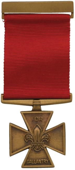 Bronze Cross Medal